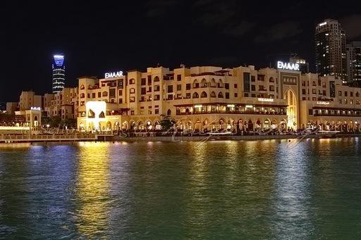 Dubai Fontaine_night_4