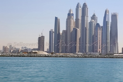 Dubai Skyline_2