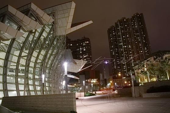 香港 by night_13