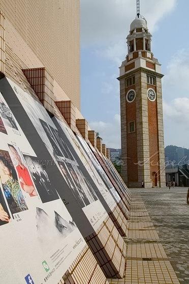 Clock Tower 前九廣鐵路鐘樓_