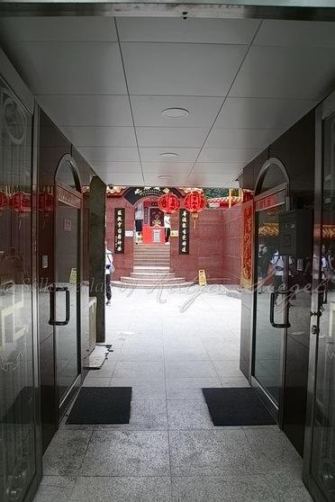 Sha Tin - Pai Tau Tsuen Lin Yuen - Buddhistischer Tempel_3