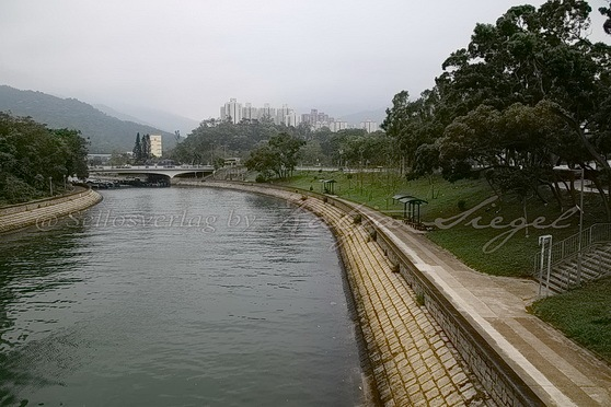 Tai Po - Tai Po River 大埔河_