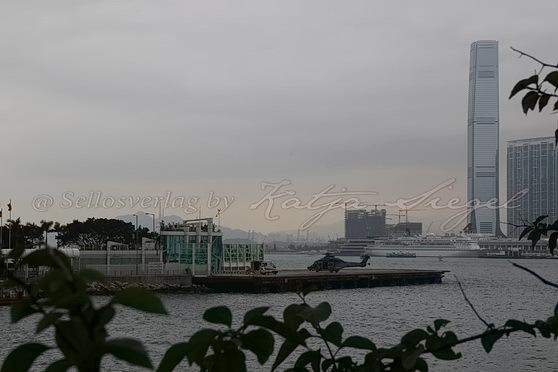 Wan Chai Ferry Pier灣仔渡輪碼頭