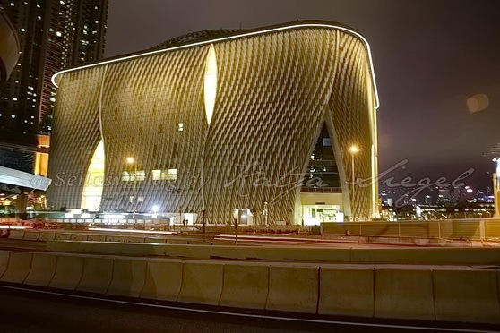 Xiqu Centre 戲曲中心(附停車場
