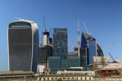 London Skyline_Walkie Talkie