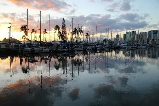 Waikiki_sunset_16