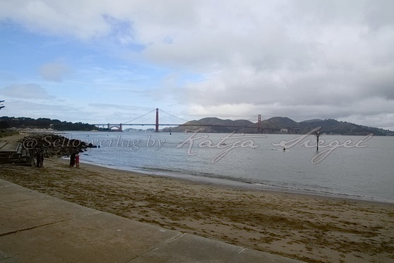 San Francisco_Golden Gate Bridge_