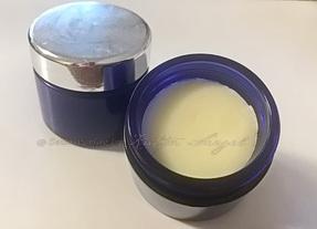 Cold Cream – eine Creme gegen trockene Haut – a creme against dry skin